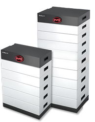 BYD Solar battiery storage